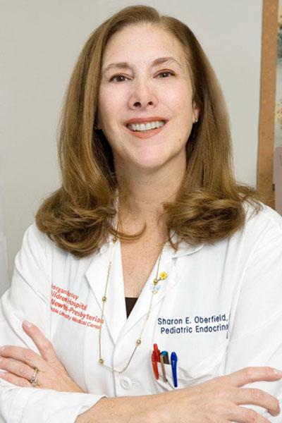 Headshot of Sharon E. Oberfield, MD