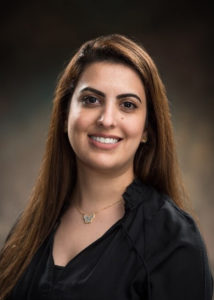 Headshot of Iman Al-Gadi